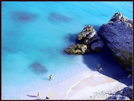 Nerja, Spain, Costa del Sol region.  Amazing.