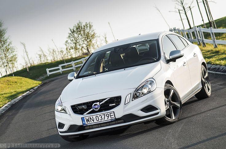 Volvo S60 R-design #volvo #s60 #R more: http://premiummoto.pl/05/21/volvo-s60-d5-r-design-nasza-sesja