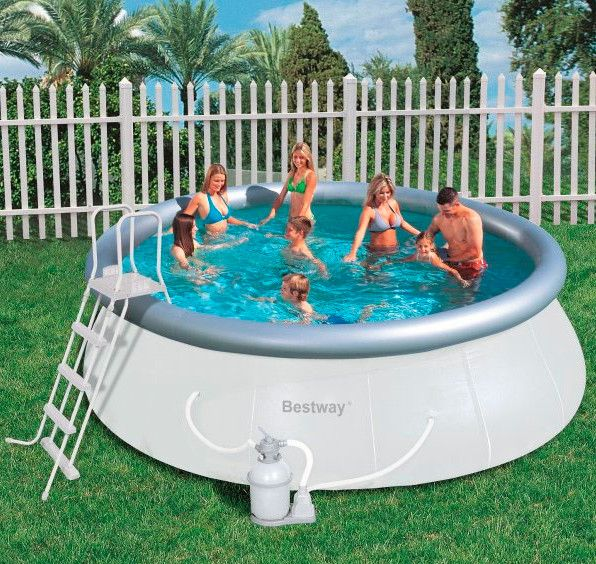 Above Ground Pools Inflatable Kids Pools Pinterest