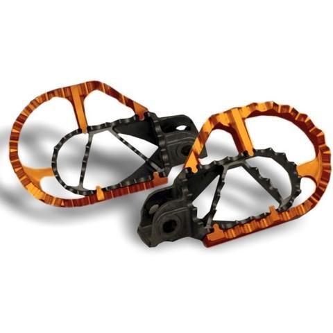 ZipTy Racing KTM 950/990 Adventure/950 Super Enduro/690 Enduro Footpeg Extension Kit