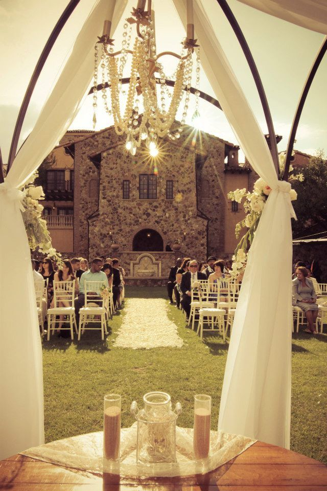 ceremony altar atmospheres floral and decor swankyidos swankybride orlando wedding planner orlando