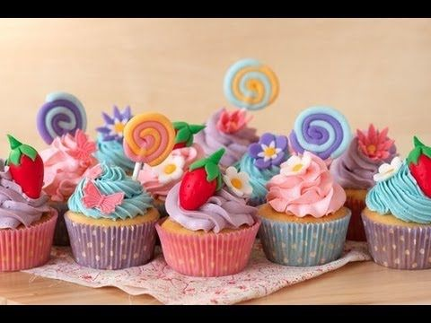 Кейк попс - Шарики из бисквита на палочке (Cake pops): видео-рецепт - YouTube