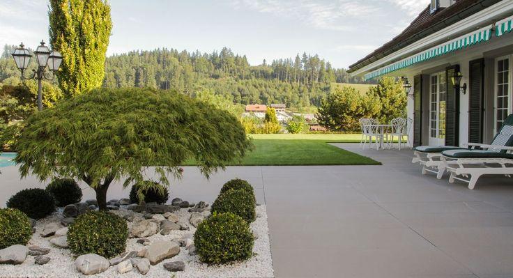 Esprit by Mirage / Evo 2/e /  www.mirage.it / #outdoor #tile #design #architecture #patio #landscape