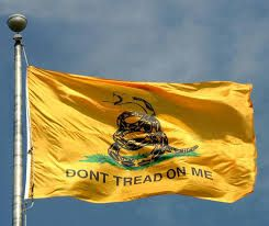 Interesting that the Gadsden Flag dates back to the Revolutionary War. Read More:
