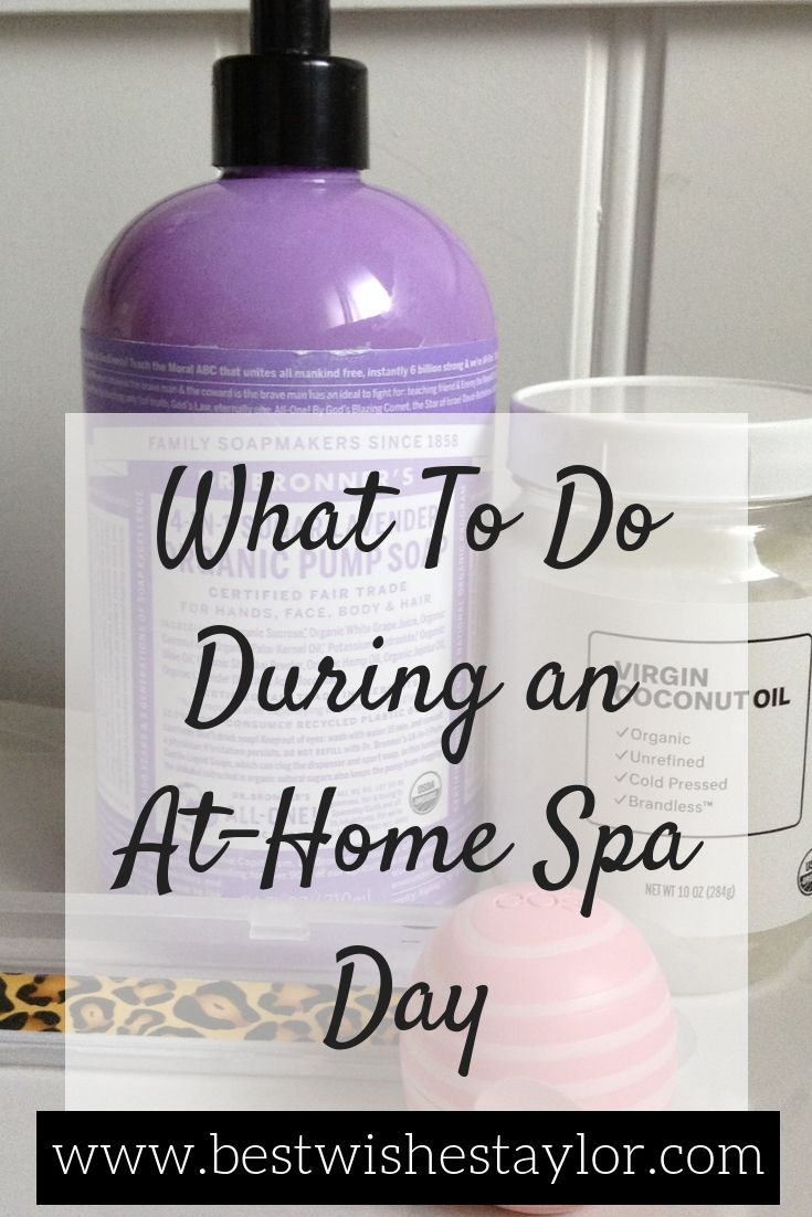 Imágenes de What To Do On A At Home Spa Day