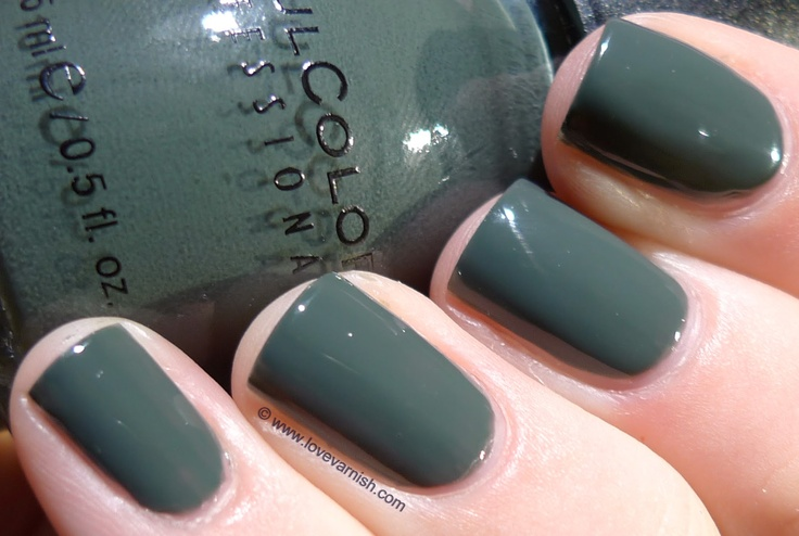 Sinful Colors- In the Mist #EnhantedCollection #Fall2012