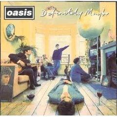 Oasis - Definitely Maybe - 1994
