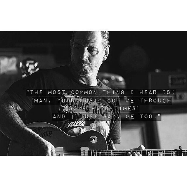 Mike Ness.  social distortion