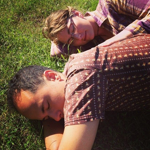 Nurturing a friend with love, reiki, remedies and care to heal some food poisoning #gooddeedsproject