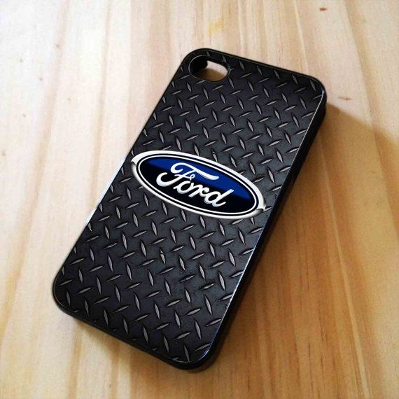Ford Logo Design For Iphone 4 4s 5 Samsung Galaxy S3 S4 Case On Etsy 14 79 Cases
