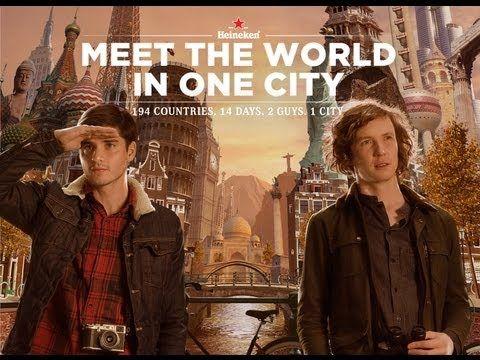 Heineken - Meet the World in One City