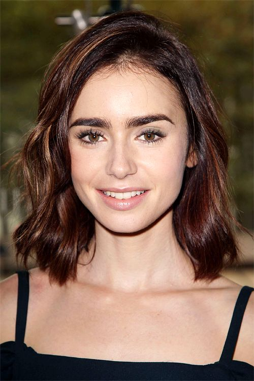 Lily Collins attends the Regency Enterprises and 20th Century Fox Lunch in honour of Rules Don't Apply on November 3rd in New York City