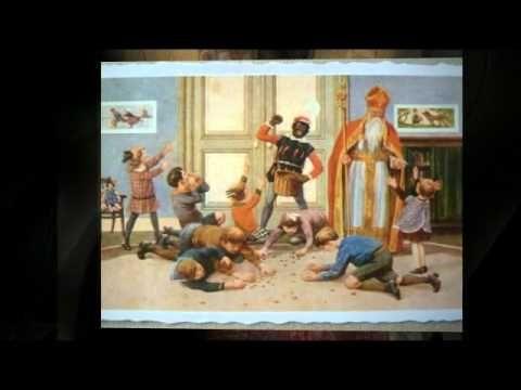 Herkomst Sinterklaasfeest Oorsprong Sint Nicolaas Symboliek Sinterklaas En Zwarte Piet Sinterklaas Sint Nicolaas Zwarte Piet