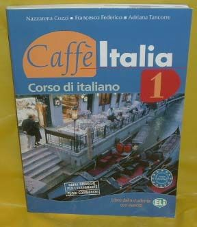 CAFFE ITALIA: LEVEL 1, STUDENT BOOK & BOOKLET