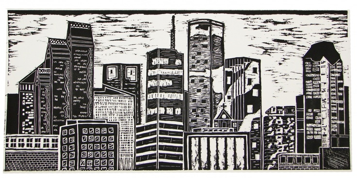 Ginna Dowling Printmaking and Ink Drop Press