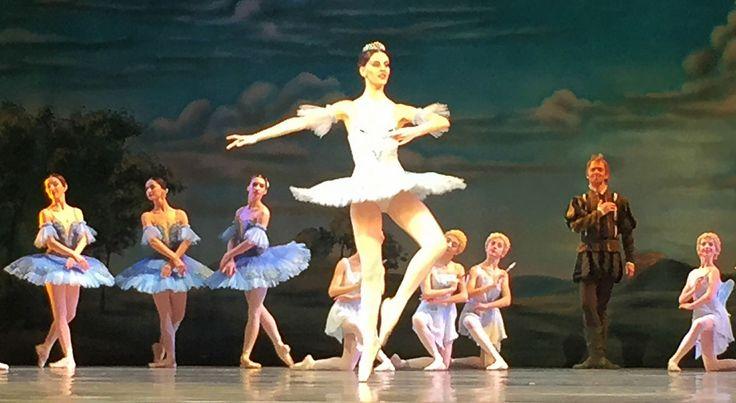 O Sonho de Dom Quixote. Ópera & Balé do  Teatro, Tbilisi, Geórgia.  Fotografia: David & Bonnie no Flickr.