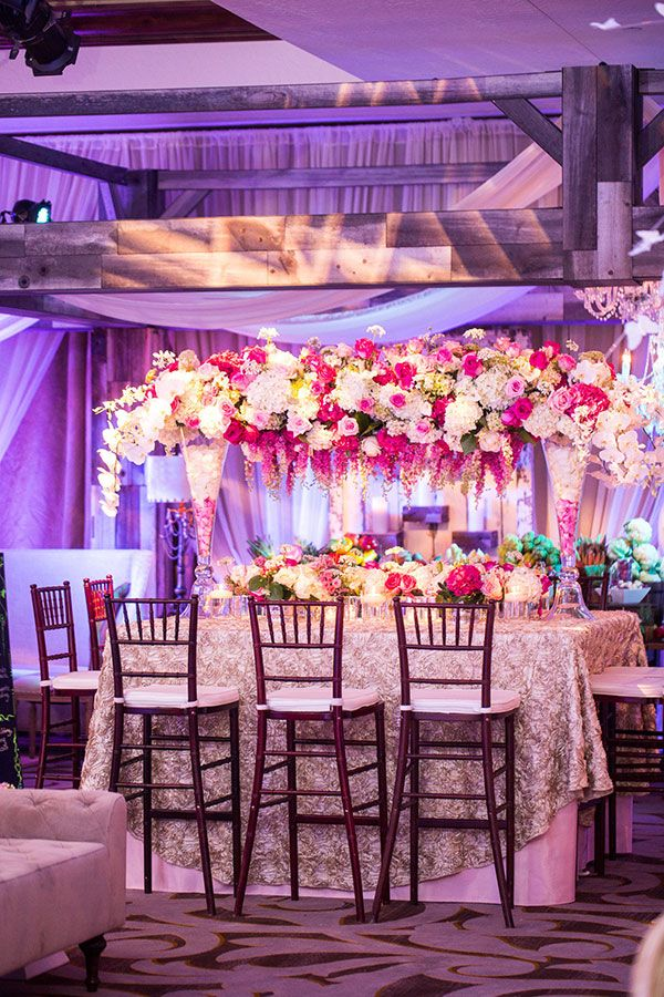 90 best Decor that says WOW!! images on Pinterest | Pink weddings ...