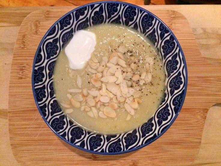 Recept - Pastinaaksoep met gember