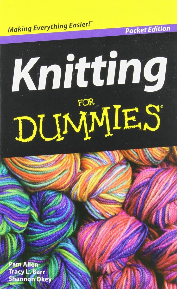 Knitting For Dummies For Dummies (Sports & Hobbies) POC