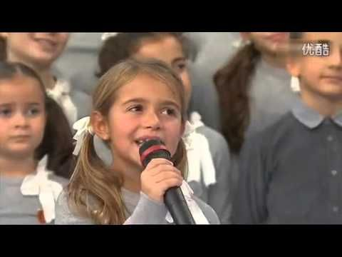 Come on Jesus, Forza Gesù, Antoniano Chorus (turn on English subtitle) - YouTube