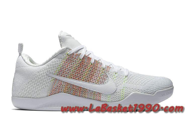 Nike Kobe 11 Elite Low 4KB 824463-199 Chaussures Nike Basket Pas Cher Pour  Homme