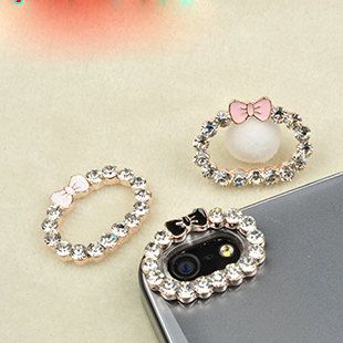 2pcs Camera hole cell phone accessories for by blingbeadswholesale, $2.39
