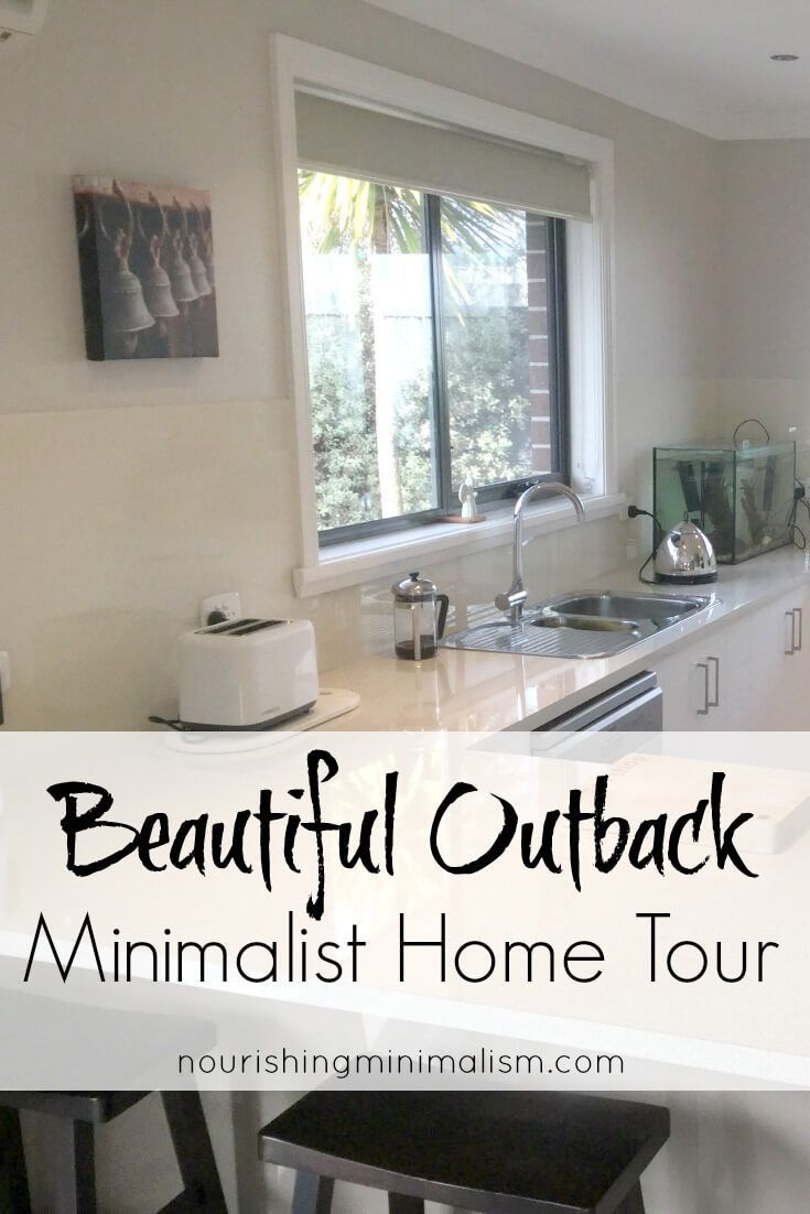 Beautiful Australian Minimalist Home Tour Francesca Minimalist