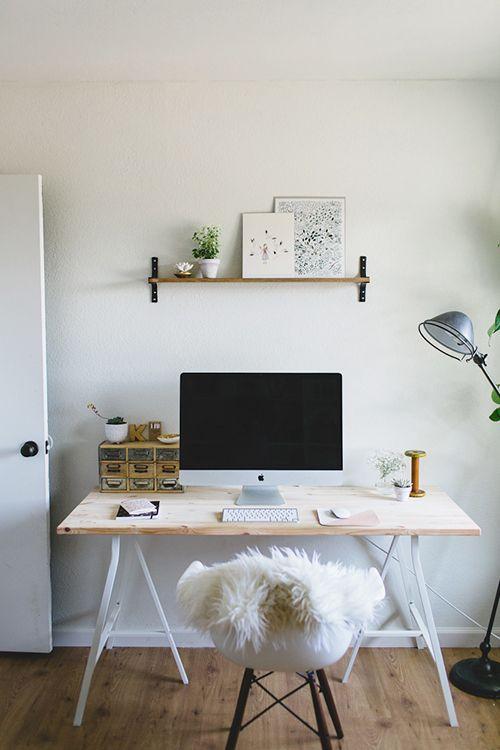 Kelli Murray's home office | Design Sponge