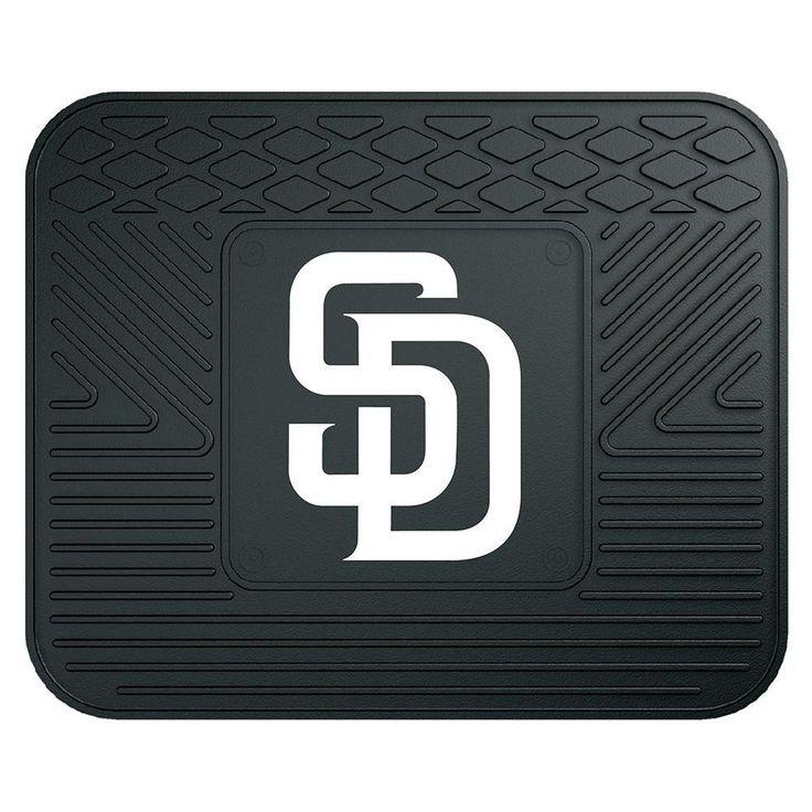 San Diego Padres MLB Utility Mat (14x17)