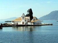 Mouse Island, Corfu