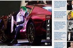 Resultados de la búsqueda de imágenes: guason escuadron suicida - Yahoo Search