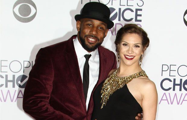 Stephen 'tWitch' Boss and Allison Holker Welcome Baby Boy