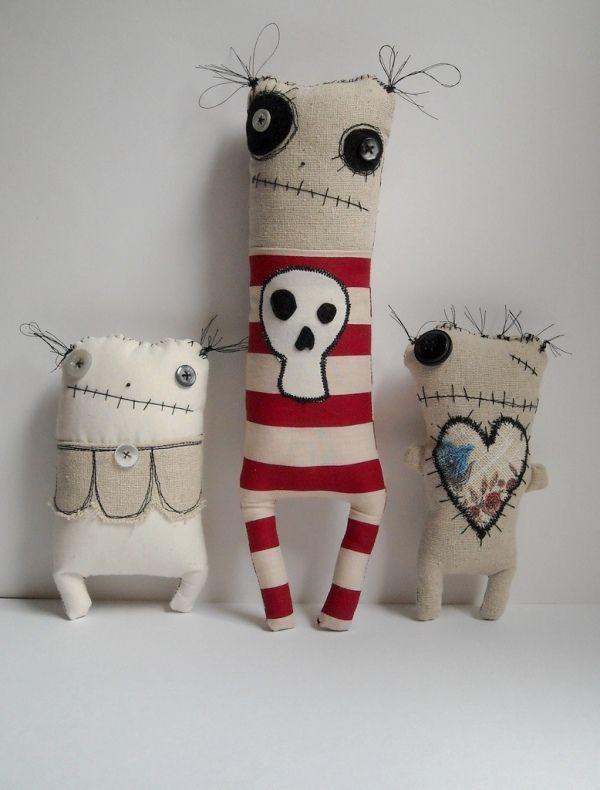 JunkerJane fabric doll 2