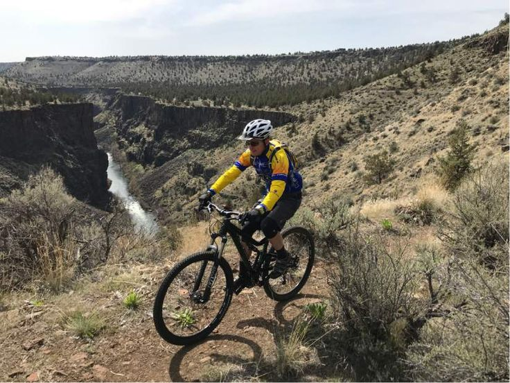 Mountain Bike Trail Guide The Otter Bench Trail System