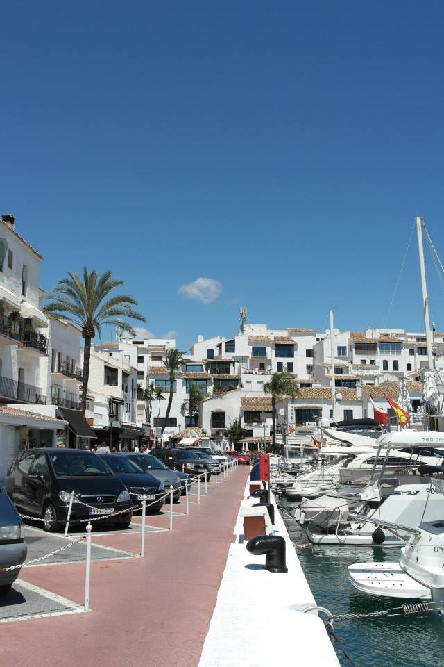 Puerto Banus, Marbella, Spain been here and going again in two weeks!!
