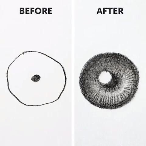 Einfache Bleistiftzeichnungen für Anfänger. ✏