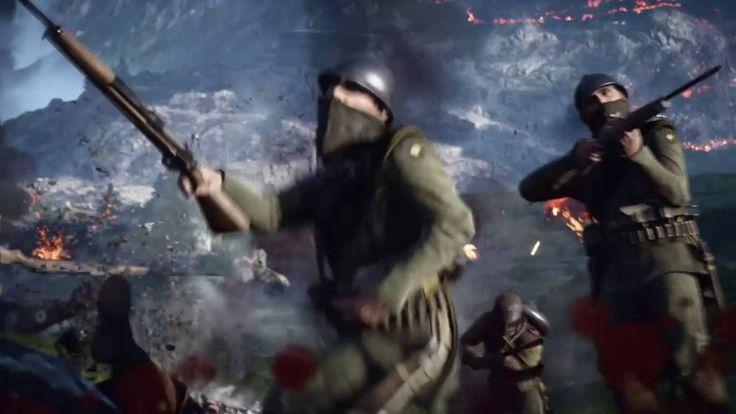 Vive el comienzo de la guerra moderna con Battlefield 1 disponible el 21/10/2016 para PS4,Xbox One y PC en http://www.buydiscountgames.com o lo encontrarás t...
