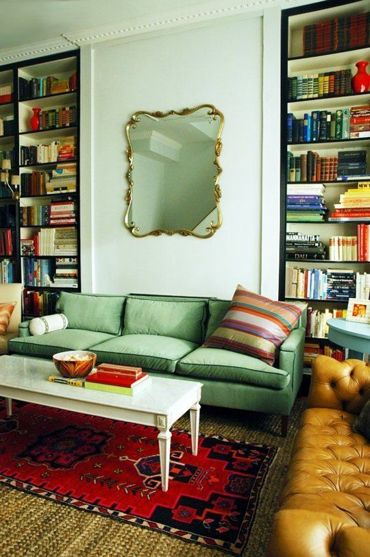 7 Ways to Make Your Bookcases Better & Better