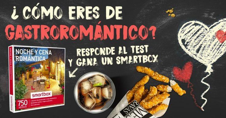 Mi resultado del test: ¿Cómo de Gastroromántico eres?