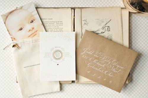 beautifulBirths Announcements, Kraft Paper, Baby Cardigan, Baby Cards, Baby Announcements, Baby Boys, Birth Announcements, Adorable Baby, Design Studios