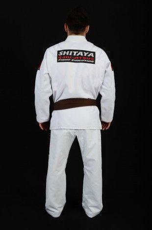 Kimono Jiu-jitsu XTREME Branco - Masculino - Produtos  Shitaya Bjj JiuJitsu ShitayaKimonos kimonosShitaya Kimonos brazilian jiu jitsu faixa preta black belt
