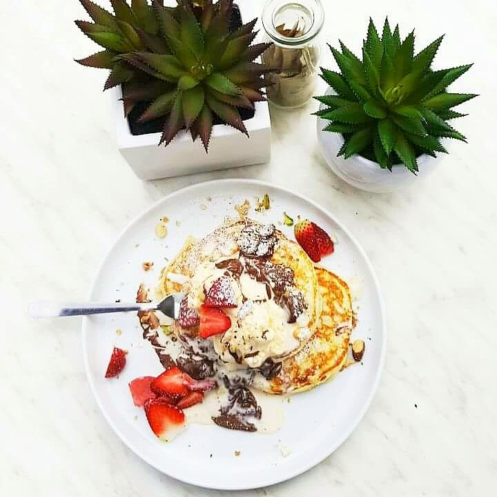 #TGIF can't wait for the warm and sunny weekend! We also cant wait to cook you guys up scrumptious#pancakes this Saturday ☺ thanks to https://www.instagram.com/thewayivydoes/ for this top pic. 👏on point mate!
