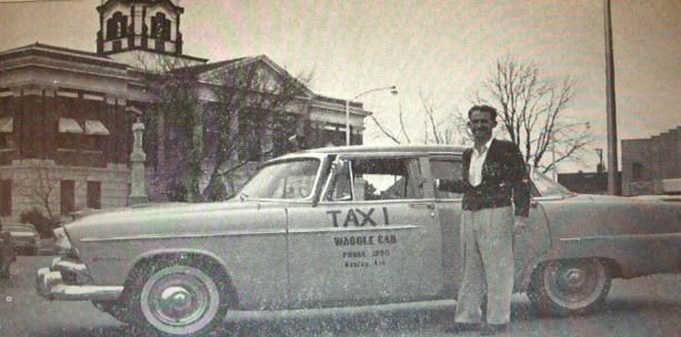 Waggle Taxi Service Searcy AR