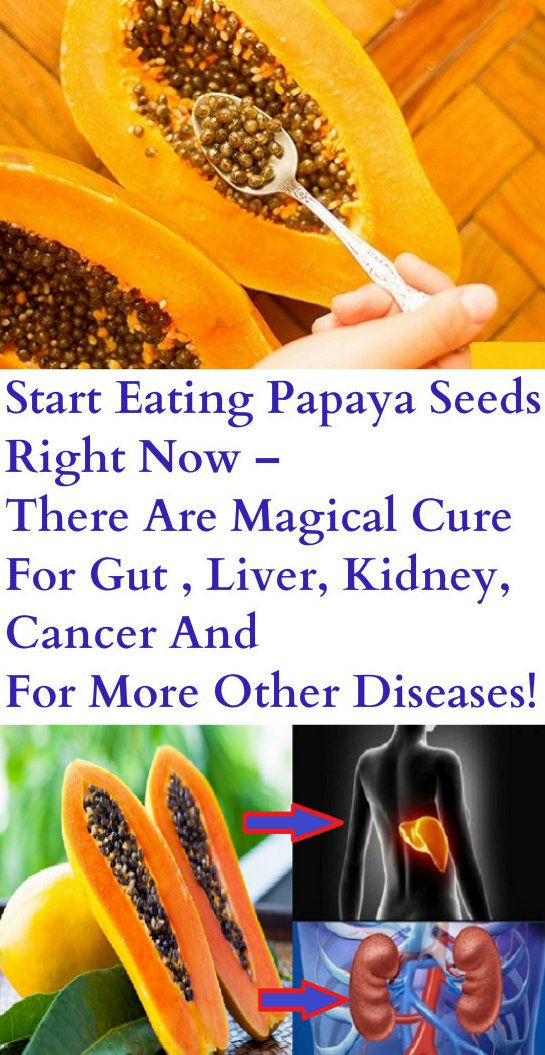 Start Eating Papaya Seeds Right Now – There Are Magical Cure For Gut , Liver, Kidney, Cancer And For More Other Diseases! – Stay Healthy Store
