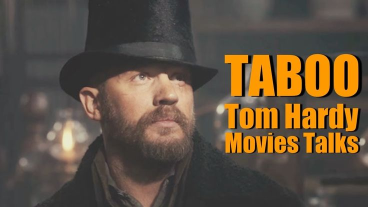 TABOO Tom Hardy Movies Talks - One of the Most Tortured Characters Ive Ever Played https://youtu.be/cSofmuRK_i8