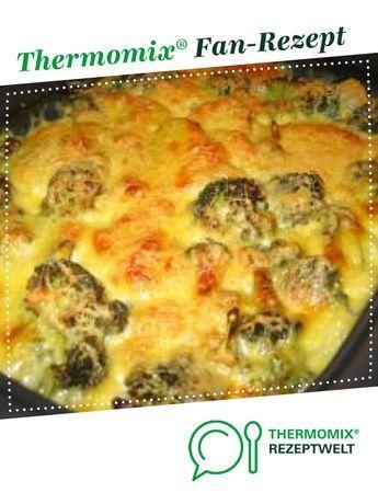Caçarola de batata e brócolis   – Essen