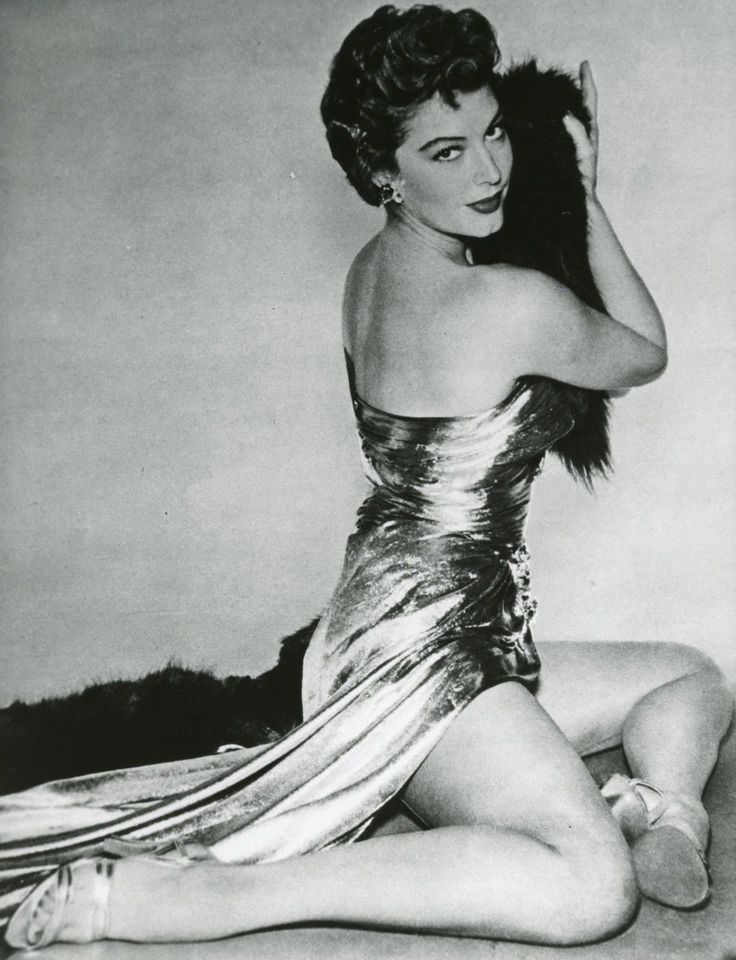 Ava Gardner:  The ultimate siren