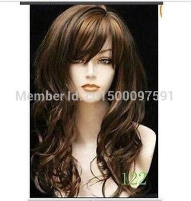 Check this product! Only on our shops   free Shipping**COS infrequent Brown chestnut mix real wavy New In wig/Wigs - US $16.18 http://healthbeautyland.com/products/free-shippingcos-infrequent-brown-chestnut-mix-real-wavy-new-in-wigwigs/
