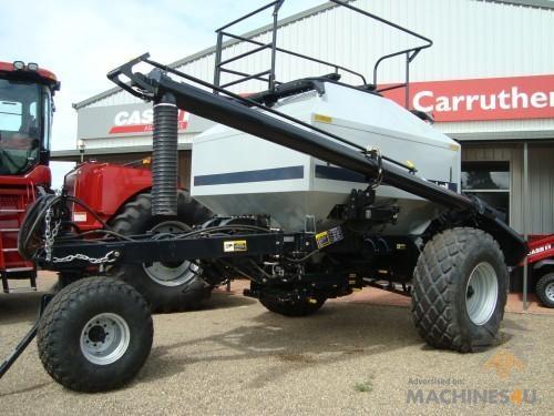 Flexi-coil NEW 2340 TOW BEHIND MECHANICAL DRIVE AIR CART - http://www.machines4u.com.au/browse/Farm-Machinery/Planting-Seeding-Tillage-194/