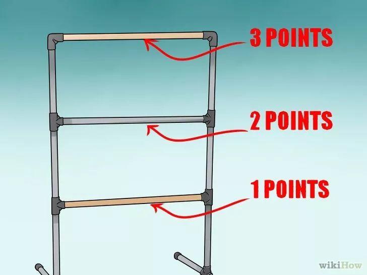 Изображение с названием Make a Ladder Golf Game Step 14